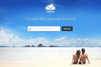 Mailcloud Website Design and Development