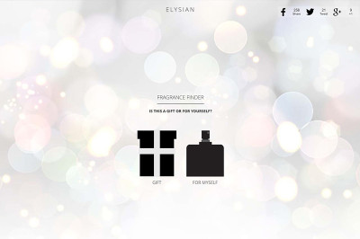 Elysian Fragrance Finder